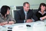 В Торгово-промышленной палате Саратовской области 17 мая 2011 года, состоялась пресс-конференция основателей регионального движения в поддержку инновационного развития Саратовской области «Интеллектуальный Саратов»