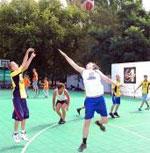 В Детском парке Фрунзенского района Саратова прошел спортивный праздник «Спорт для вас»