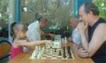В Саратове в городском саду «Липки» состоялся шахматный турнир Волжского района